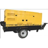 Wholesale 100kVA Trailer Type Volvo Diesel Genset from china suppliers