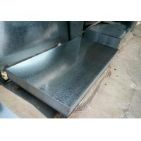Wholesale Hot Dipped Galvanized Steel Sheet / Coils Zinc 40g - 275g Regular Spangle From Baosteel from china suppliers