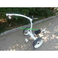 Wholesale Top quality Stainless steel Golf Trolley Li-ion Golf trolley golf caddy from china suppliers