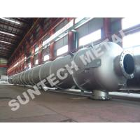 Nickel Alloy N10276 Distillation Tower 32 tons Weight 100000L Volume
