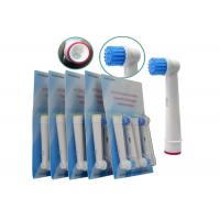 China Adults Replacement Braun Oral B Toothbrush Heads Blister Card 4 Pcs/Pack EB 17S on sale
