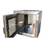 Wholesale Sterile Electronic Interlock Cleanroom Pass Box In Class 100 Clean Rooms from china suppliers