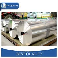 Wholesale O H18 H14 Thin Household Aluminum Foil , Aluminum Foil Strips Air Conditioner from china suppliers