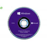China Windows 10 COA License Sticker Windows 10 Pro OEM With Genuine Purple DVD + Key License for sale