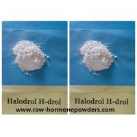 Wholesale Muscle Building Raw Prohormone Powders Steroids Halodrol Turinadiol from china suppliers