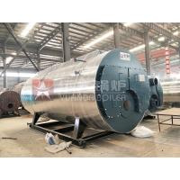 Wholesale Industrial Gas Oil Fired Hot Water Boiler For Greenhouse Heating System from china suppliers
