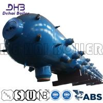 China Water Separation Steam Boiler Parts , Boiler Pressure Tank Dynamic Response for sale