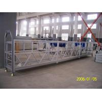 7.5M Aerial Rope Suspended Window Cleaning Platform ZLP800 with Steel Rope
