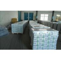 China Aluminium-Antimony alloy ingot Al-Sb	master alloy AlSb5, AlSb10 Typical Type: Al-5%Sb, Al-10%Sb ingot on sale