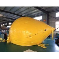 Buy cheap 50 ton PVC load test water bag with BV certificate from wholesalers