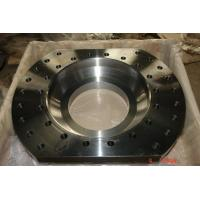 Wholesale NC Forged Metal Parts , Forging Carbon Steel Crusher Machinery Parts from china suppliers