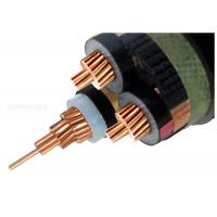 Best 3.6/6kV Three Core Copper XLPE Insulated  Power cable Electrical cable wholesale