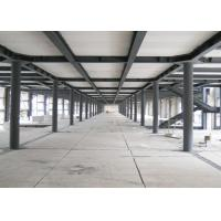 Roof AAC Panel Plant Lightweight Wall Panel Machine Stable Performance