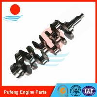 Wholesale forged steel crankshaft S4K S4KT OEM 4W3989 4W3579 5I7671 for Caterpillar excavator E110B E120B E307 312B from china suppliers