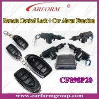 Wholesale Auto Alarms Systems Auto Accessories Electronics Remote Central Locking Car Alarm CF898P20 from china suppliers