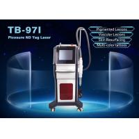 Wholesale NEW Laser Picosure 755mm For Tattoo Removal Q switch ND Yag Laser Machine from china suppliers