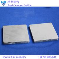 Wholesale Various Types Tungsten Carbide Sheet Thin Hard Metal Sheet Flat Sheets Plate from china suppliers