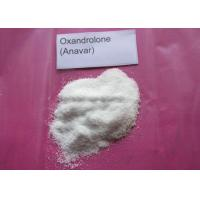 China Natural Muscle Building Steroids Anavar Raws Oxandrolone Powder for Muscle Growth on sale