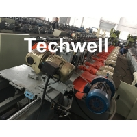 Wholesale G550Mpa 0.18mm Glazed Tile Cold Roll Forming Machine from china suppliers