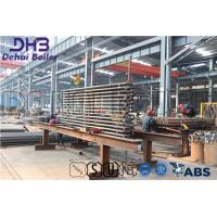 China Heat Recovery Economiser Coil , Steam Boiler Economizer Bare Tube Type for sale