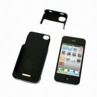 Wholesale 2.4GHz wireless video, game transfer TV power case for iPhone 4/4S, built-in 1900mAh battery from china suppliers