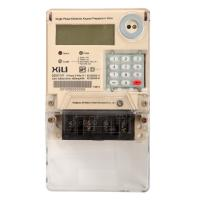 Wholesale Keypad Single phase Prepaid Energy Meters with STS / IEC standard from china suppliers