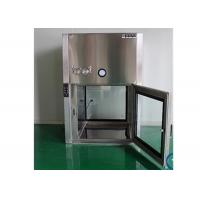 Wholesale GMP Standard Dynamic Air Shower Pass Box For Pharmaceutical Factory from china suppliers
