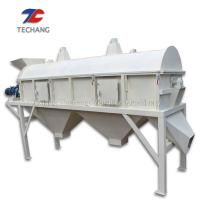 China Vibration Rotary Trommel Screen for Sand , Gold , Stone , Ore for sale