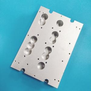China Matt Powder Coating Aluminum Extrusion Profiles Die Casting Automotive Parts on sale