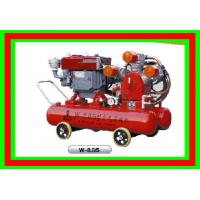 Quality Low Noise 0.5Mpa 15HP Mine 60 Gallon Air Compressor 1.8 m³ / min With 11kw for sale