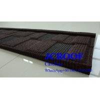 JCROOF  0.42mm Thickness Stone Coated Roofing Tiles For Structure Building