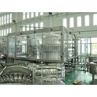 Wholesale PET Bottle Filling And Capping Machine , 3 In 1 Juice Filling Machine  from china suppliers
