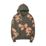 China Lightweight Oversized Drop Shoulder Hoodie Sweatshirt Custom Stone Washed Unisex for sale