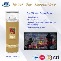 OEM Art Graffiti Spray Paint with Advanced Formula and Professional Valve System