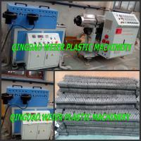 Wholesale electric conduit PP PE PVC PA corrugated pipe production line with high speed running from china suppliers