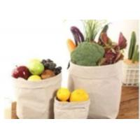 Wholesale Multifunction Many Style Kraft Paper Storage Bags Food Paper Storage Sack from china suppliers