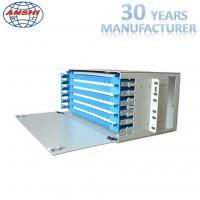 Wholesale 48 Core Odf Optical Distribution Frame Rack Mount For Fiber Optic Patch Panel from china suppliers