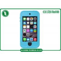 China Dirtproof PET PC iPod Touch 5th Generation Waterproof Case Customized on sale