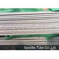 Wholesale 1.4462 Duplex Stainless Steel Pipe , UNS S31803 20FT Double Tube Heat Exchanger from china suppliers