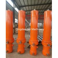 Wholesale multi stages single acting Telescopic Hydraulic Cylinders for Lifting from china suppliers