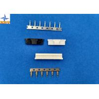 Wholesale UL94V-0 Wire Board Connector , 1 Row Circuit Wire Connectors With Lock / Bump A1253HA from china suppliers