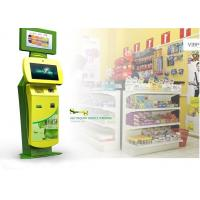 Wholesale Retail / Ordering / Payment Self service Waterproof Lobby Kiosk / Koisks from china suppliers