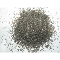 China Brown Fused Alumina brown aluminum oxide for Resin coated Bonded abrasives for sale