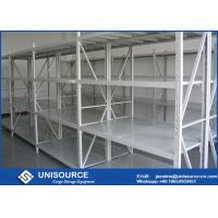 Wholesale Corrosion Resistant Light Duty Metal Shelving , Industrial Storage Shelves For Indoor from china suppliers