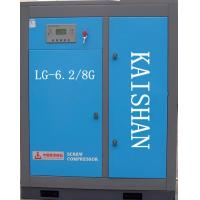 Best Safe dual shockproof screw drive air compressor with intelligent control system wholesale
