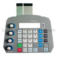 Digital Dome tactile membrane switch