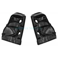 Durable Plastic Injection Molded Parts Rear Lamp Base Cover With Highgloss Polish