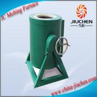 Wholesale Energy Saving Good Performance 15-30kg Melting Induction Furnace from china suppliers