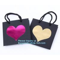 Wholesale luxury white sachets iridescent paper bag,China Printing Manufacture Luxury twisted paper handle bag, bagplastics, packa from china suppliers