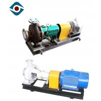 Horizontal Cantilever Industrial Process Pumps Positive Displacement Pump for High Degree Chemical for sale